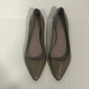 Boden Patent Leather Pointed Toe Flats